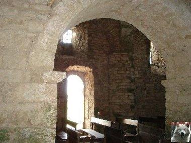 048 - St-Hymetière (39) L'église Ste Marie 0013