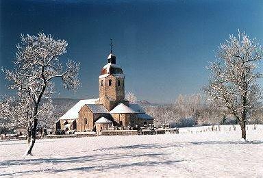 048 - St-Hymetière (39) L'église Ste Marie 0017