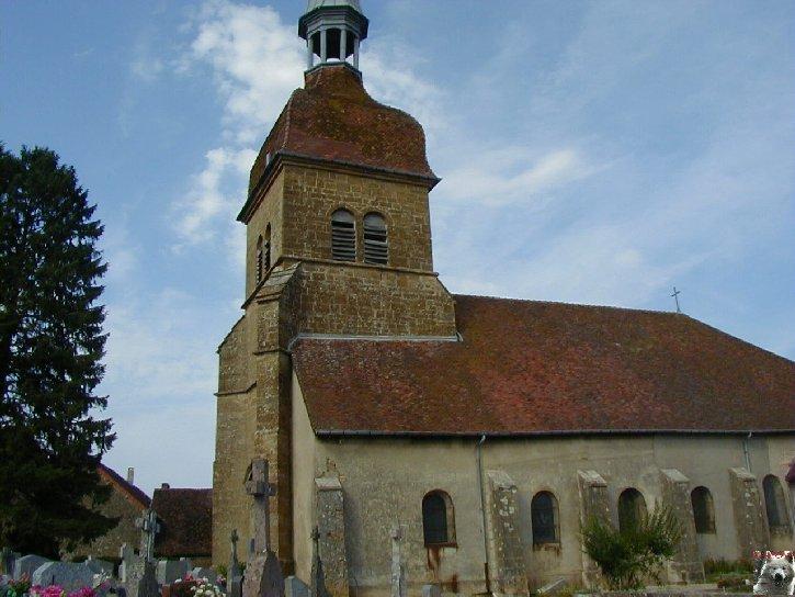 046 - Saint-Lothain (39) L'église 0002