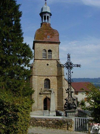 046 - Saint-Lothain (39) L'église 0003