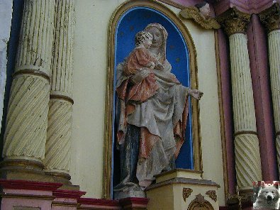046 - Saint-Lothain (39) L'église 0009