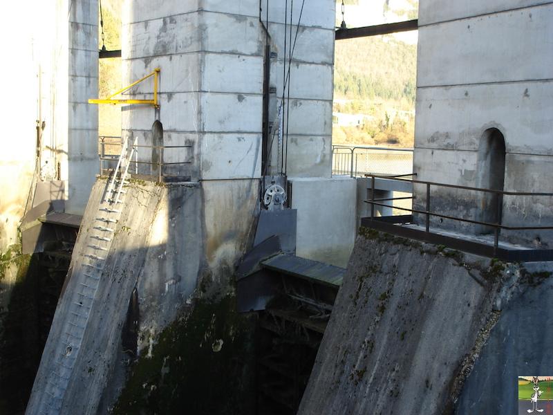Le barrage d'Etables et la centrale de Porte-Sachet (39) 0005