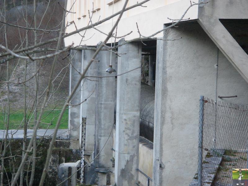 Le barrage d'Etables et la centrale de Porte-Sachet (39) 0021