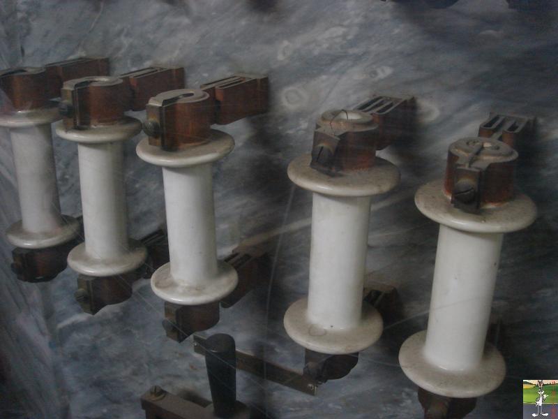 Le barrage d'Etables et la centrale de Porte-Sachet (39) 0034