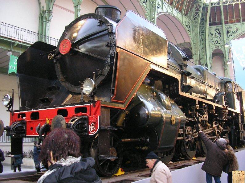 Exposition SNCF - Grand Palais - Paris 0004