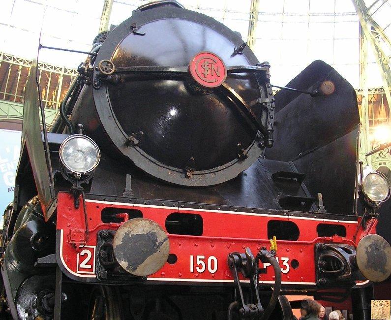 Exposition SNCF - Grand Palais - Paris 0005
