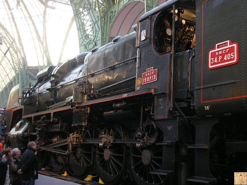 Exposition SNCF - Grand Palais - Paris 0008