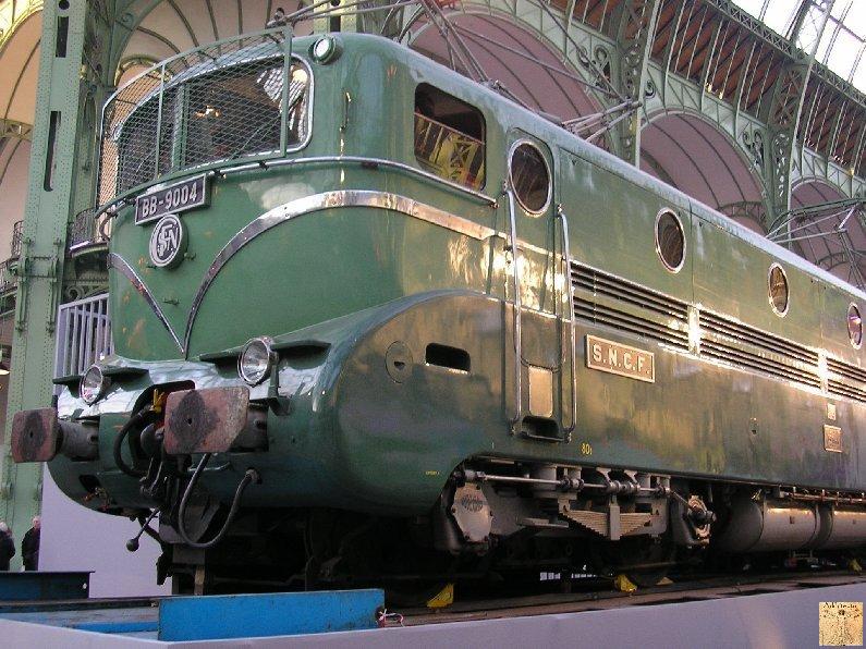 Exposition SNCF - Grand Palais - Paris 0009
