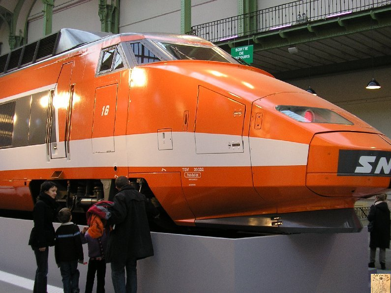 Exposition SNCF - Grand Palais - Paris 0014