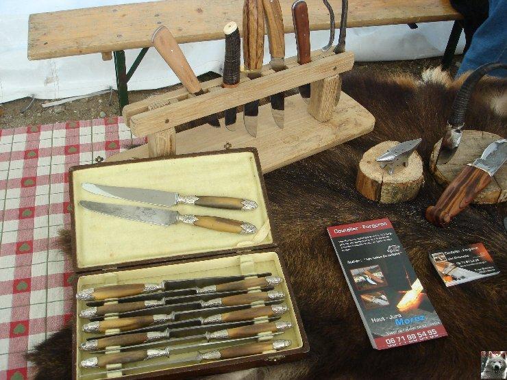 2007-09-23 : Artisanat et Métiers d'art - St-Claude (39) 0025