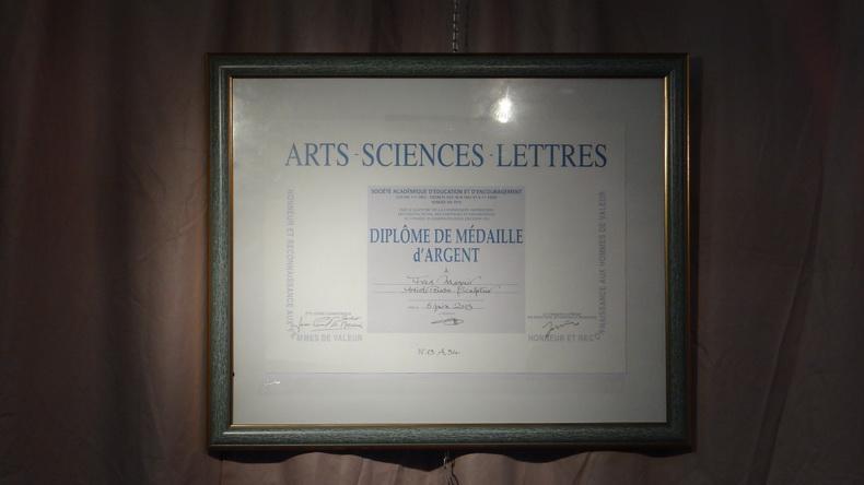 2015-08-01 : Exposition Fred Mazuir à Longchaumois (39) 018