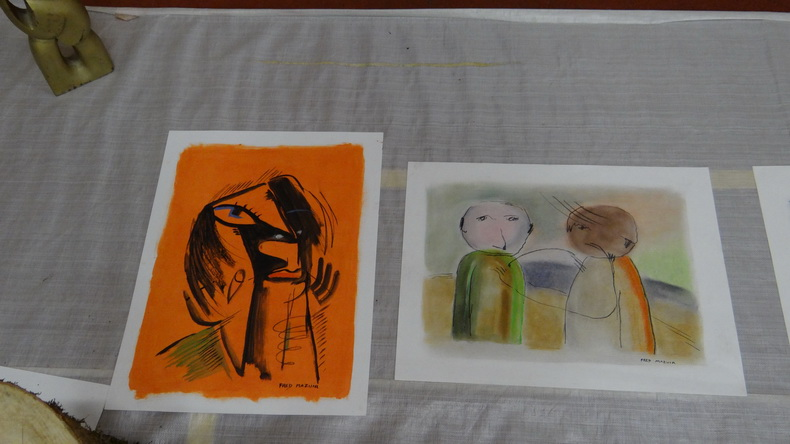 2015-08-01 : Exposition Fred Mazuir à Longchaumois (39) 028