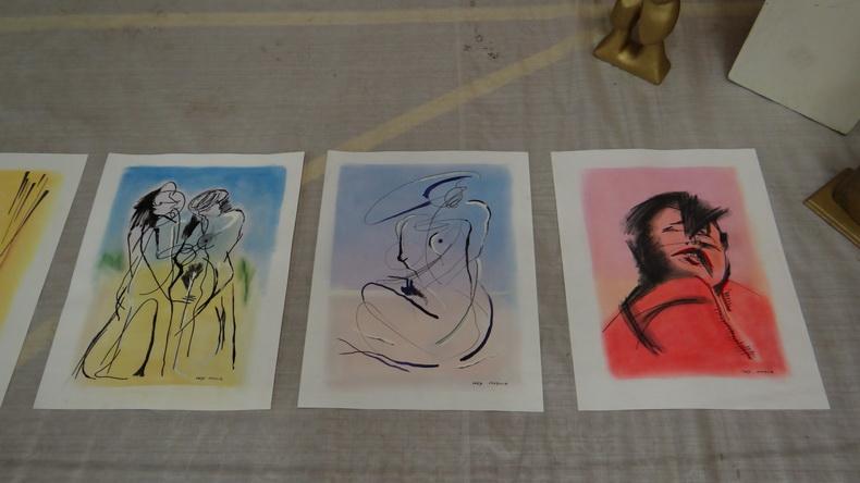 2015-08-01 : Exposition Fred Mazuir à Longchaumois (39) 047