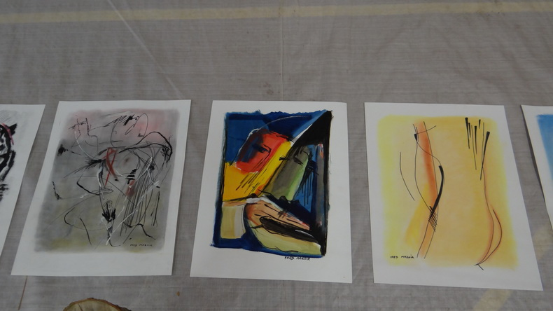 2015-08-01 : Exposition Fred Mazuir à Longchaumois (39) 048