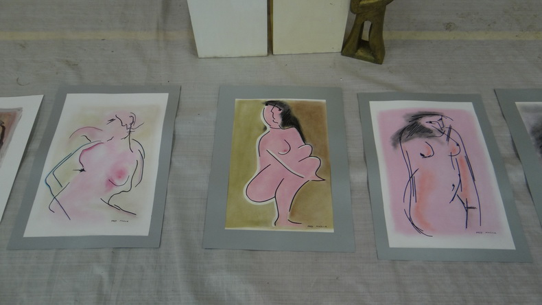 2015-08-01 : Exposition Fred Mazuir à Longchaumois (39) 058