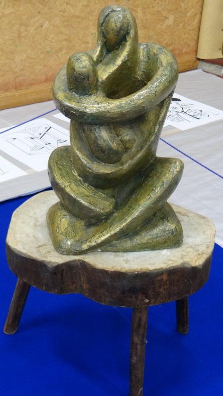 2015-08-01 : Exposition Fred Mazuir à Longchaumois (39) 082
