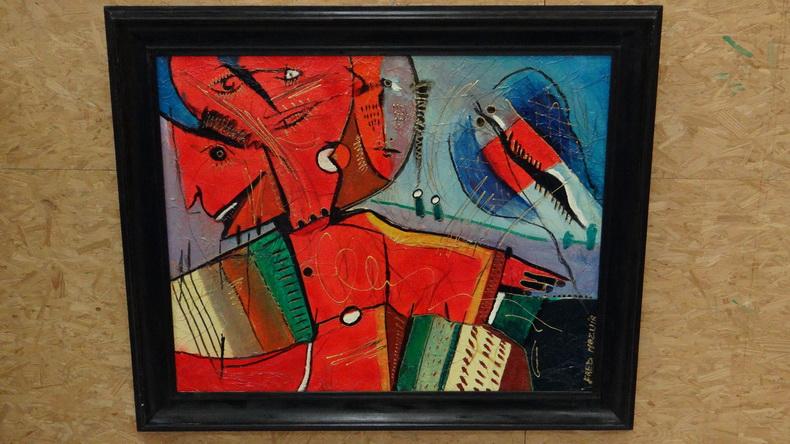 2015-08-01 : Exposition Fred Mazuir à Longchaumois (39) 088