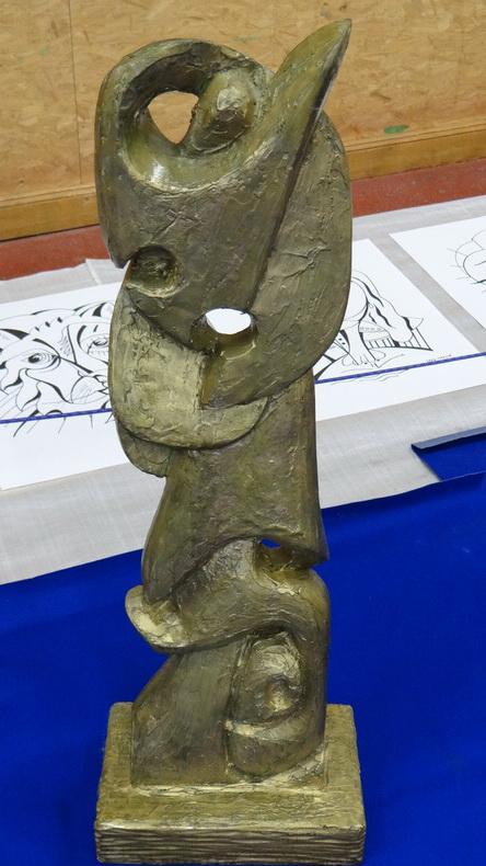2015-08-01 : Exposition Fred Mazuir à Longchaumois (39) 089