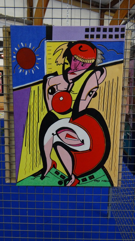 2015-08-01 : Exposition Fred Mazuir à Longchaumois (39) 100