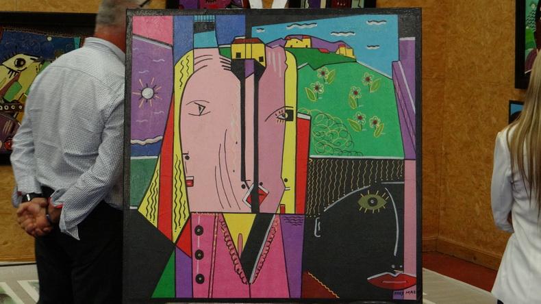 2015-08-01 : Exposition Fred Mazuir à Longchaumois (39) 116
