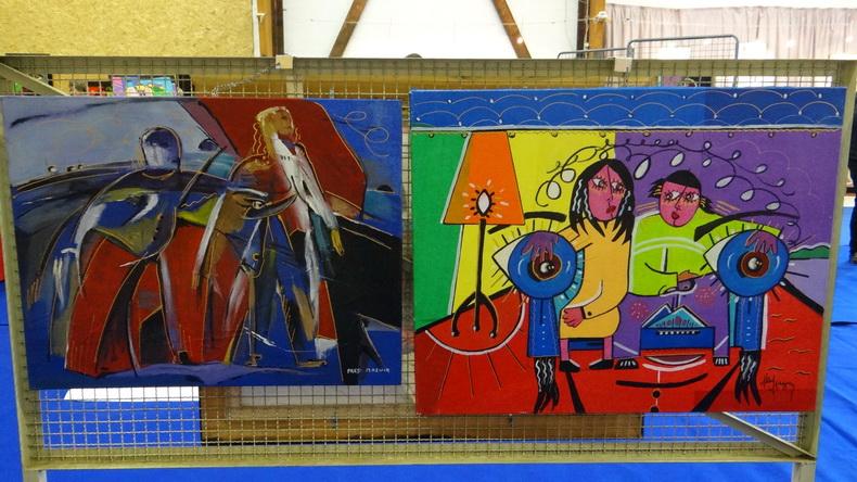 2015-08-01 : Exposition Fred Mazuir à Longchaumois (39) 118