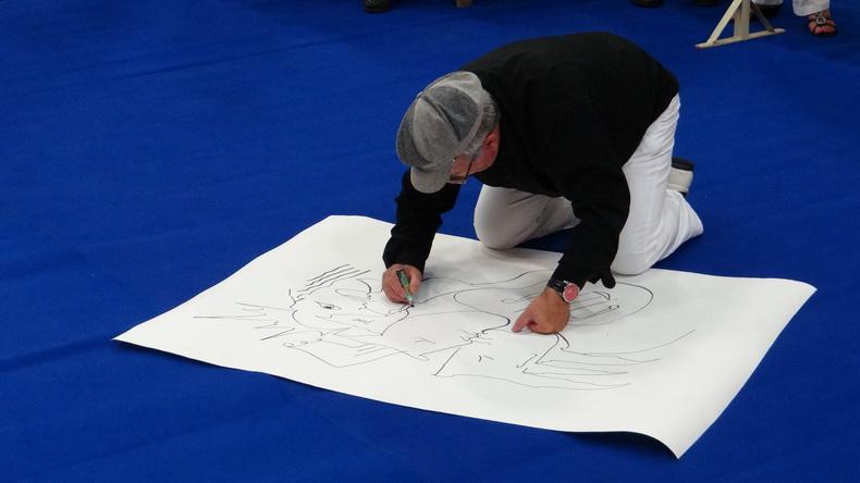 2015-08-01 : Exposition Fred Mazuir à Longchaumois (39) 138