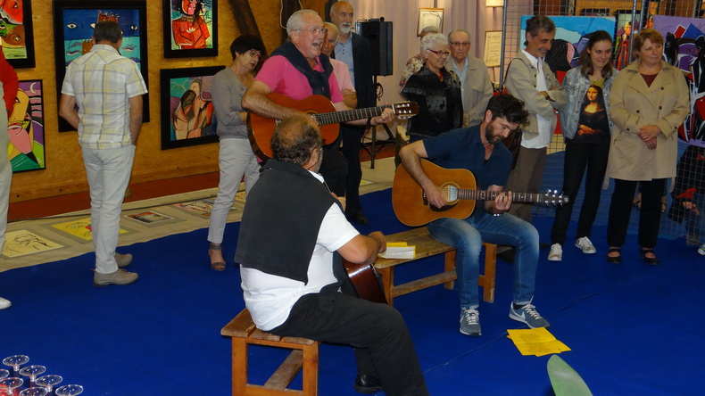 2015-08-01 : Exposition Fred Mazuir à Longchaumois (39) 143