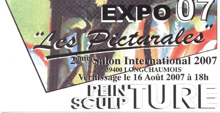 2 ème Picturales  : 2007-08-16 : Longchaumois (39) 0001a