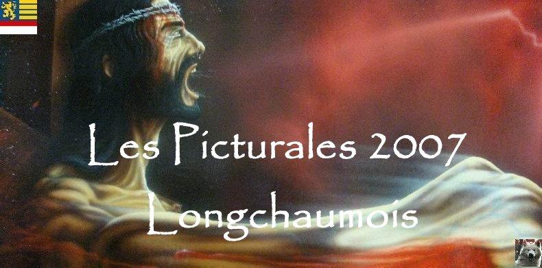 2 ème Picturales  : 2007-08-16 : Longchaumois (39) Logo