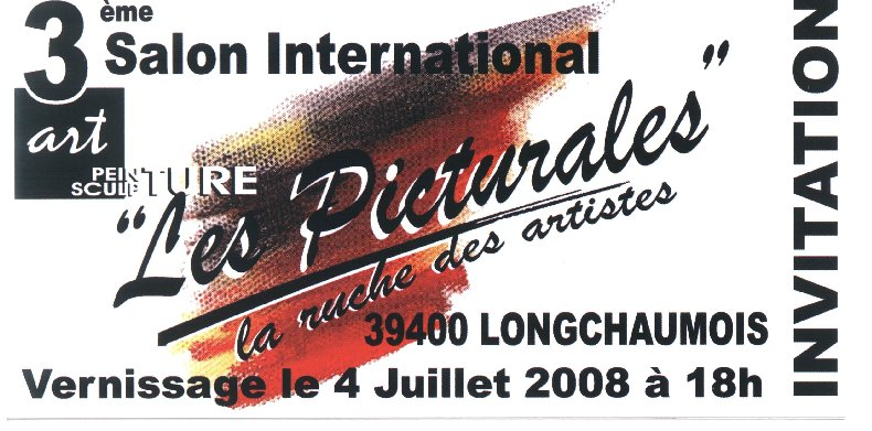 3 ème Picturales : 2008-07-04 : Longchaumois (39) 0002