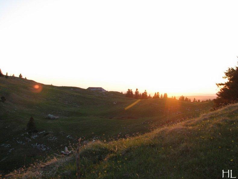 Fin d'après-midi sur les Monts Jura - 23 mai 2010 0007