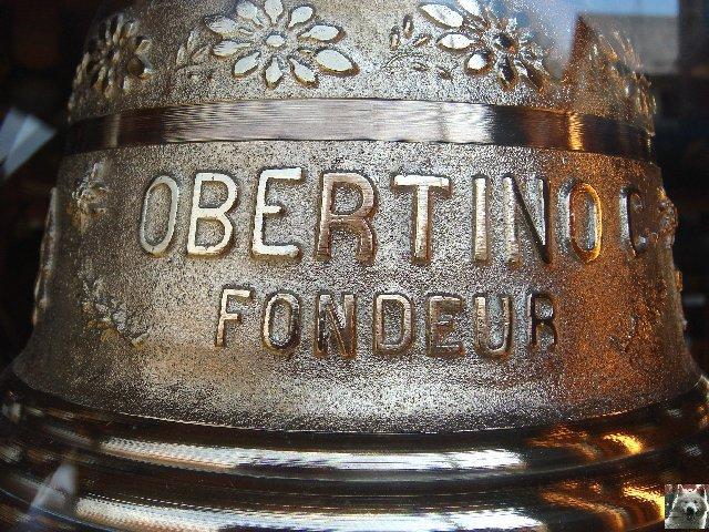 La Fonderie de cloches-Obertino - Labergement Ste Marie (25) 0001