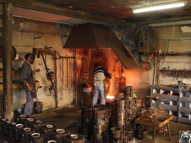La Fonderie de cloches-Obertino - Labergement Ste Marie (25) 0016