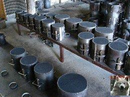 La Fonderie de cloches-Obertino - Labergement Ste Marie (25) 0017