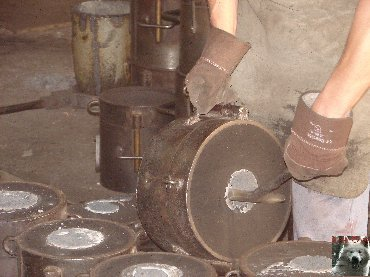 La Fonderie de cloches-Obertino - Labergement Ste Marie (25) 0027