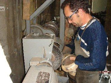 La Fonderie de cloches-Obertino - Labergement Ste Marie (25) 0029