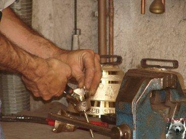 La Fonderie de cloches-Obertino - Labergement Ste Marie (25) 0032