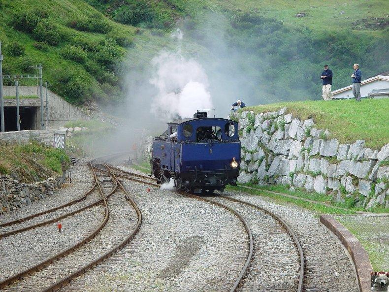 La Furka Bergstrecke ( Entre Uri et Valais ) 0009