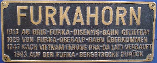 La Furka Bergstrecke ( Entre Uri et Valais ) 0020