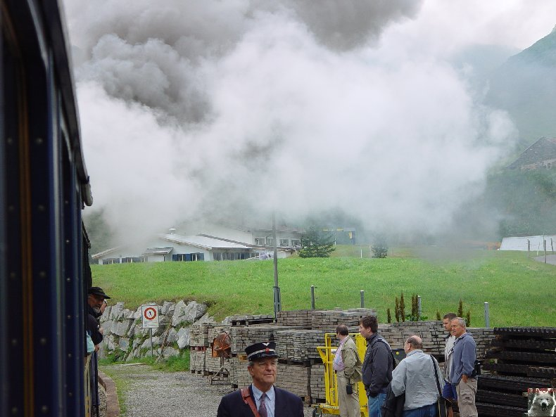 La Furka Bergstrecke ( Entre Uri et Valais ) 0021