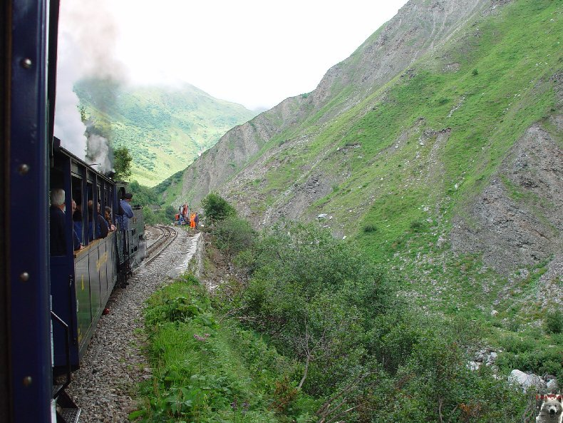 La Furka Bergstrecke ( Entre Uri et Valais ) 0028