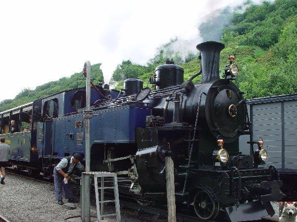 La Furka Bergstrecke ( Entre Uri et Valais ) 0040