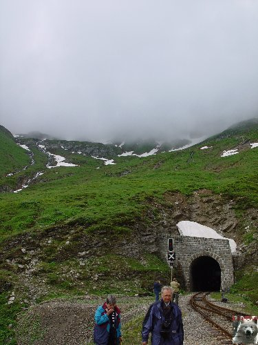 La Furka Bergstrecke ( Entre Uri et Valais ) 0049