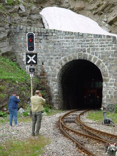 La Furka Bergstrecke ( Entre Uri et Valais ) 0050
