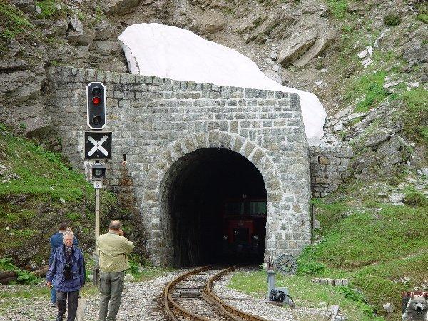 La Furka Bergstrecke ( Entre Uri et Valais ) 0051
