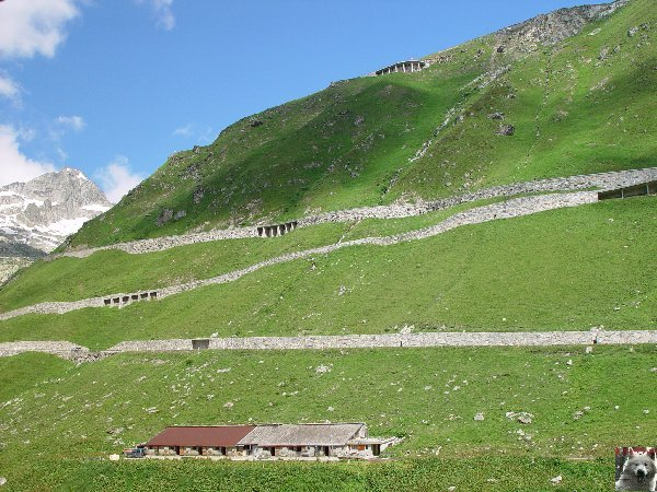 La Furka Bergstrecke ( Entre Uri et Valais ) 0068