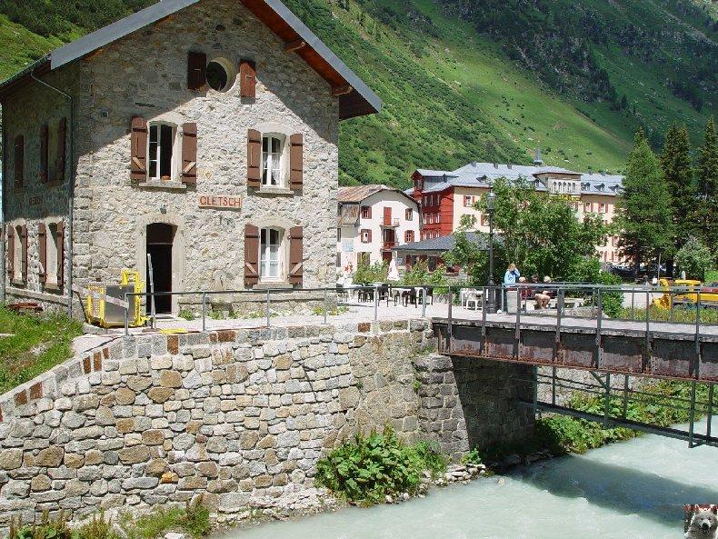 La Furka Bergstrecke ( Entre Uri et Valais ) 0072