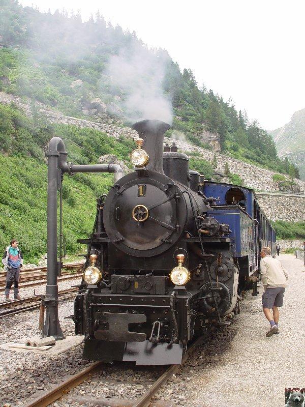 La Furka Bergstrecke ( Entre Uri et Valais ) 0084