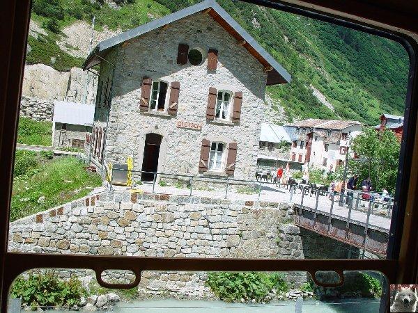 La Furka Bergstrecke ( Entre Uri et Valais ) 0085