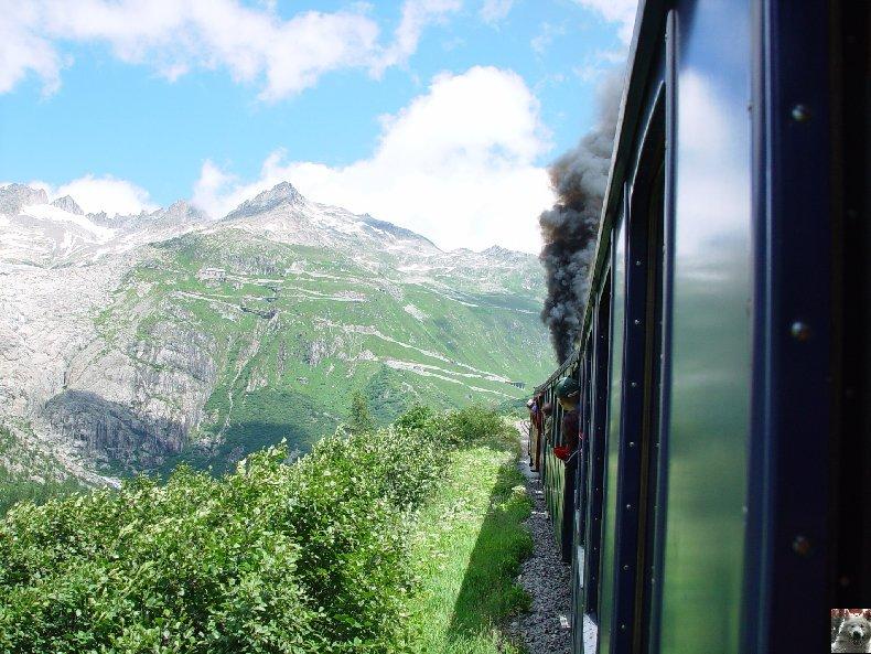 La Furka Bergstrecke ( Entre Uri et Valais ) 0086